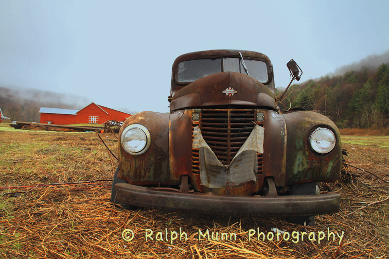 International Harvester, Buckland MA